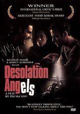 Desolation Angels  DVD Michael Rodrick, Jennifer Thomas, Peter Bassett, Shannon