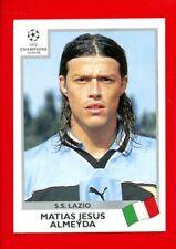 CHAMPIONS LEAGUE Panini 1999-2000 - Figurina-Sticker n. 9 - ALMEYDA - LAZIO