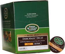 Green Mountain Coffee ~Dark Magic DECAF~ (24) Keurig K-Cups Dark Roast DECAF
