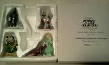 "Dept56 Heritage Village Collection ""Christmas Carol Spirits"" set of 4 #55891"