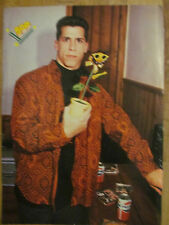 New Kids on the Block, NKOTB, Danny Wood, Chad Allen, Full Page Vintage Pinup