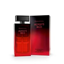 ALWAYS RED 100ml EDT Spray Perfume For Women By ELIZABETH ARDEN