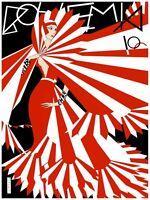 "Cuban movie Poster 4 film/""SOY Cuba/""Kalatosov art film.Interior design room Decor"