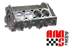 AMS Racing 383 CI Small Block Chevrolet Forged Dart Short Block w/ Mahle Pistons