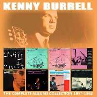 Kenny Burrell - The Complet Albums Collection 1957-1962 (4cd) Neuf 4 X CD