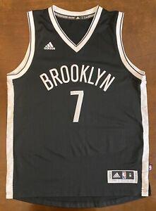 Brooklyn Nets Jeremy Lin Statement Black Swingman Jersey