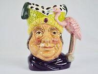 """Toby Character Jug (Small) ~""""Ugly Duchess"""" ~ Royal Doulton D6503, #9120700"""