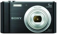Sony Cyber-shot 20.1MP Camera - Black DSCW800B