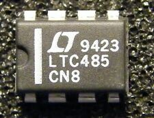 2x ltc485cn8 Low Power rs485 Interface Transceiver, linear Technology
