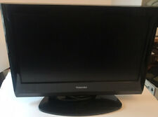 Toshiba 19AV600U 19 Inch LCD TV HDMI PC Monitor; Good Condition. NO REMOTE
