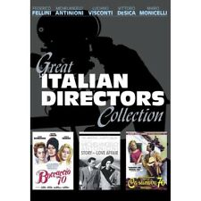 Great Italian Directors Collection [New DVD] Boxed Set, Subtitled, Widescreen