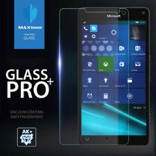 MAXSHIELD TEMPERED GLASS SCREEN PROTECTOR FOR Microsoft Lumia 950 950 XL 650