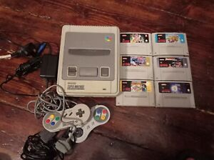Nintendo Super+games ( not sure if working)