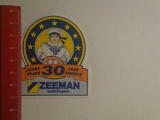 Pegatina/sticker: 30 años Zeeman textiel SuperS (23011735)