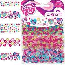My Little Pony Birthday Girl Party Decoration Confetti Table Sprinkles
