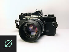 OLYMPUS OM-2N w/ ZUIKO 50mm f1.4 + Lens Hood *Good User Condition*
