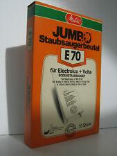 Staubsaugerbeutel, Melitta, E70, EAN 4006508103362, f. Electrolux u. Volta
