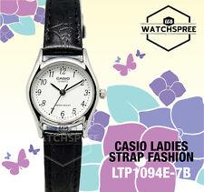 Casio Strap Fashion Ladies Watch LTP1094E-7B