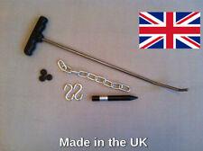 Dent removal tool Bullet tip Stainless steel paintless dent pdr tool car repair