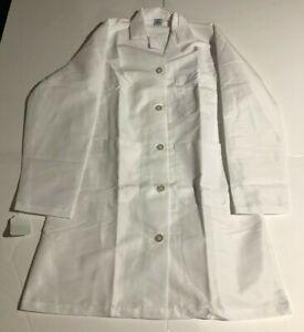 Lab Coat Medline White Lab Coat 8E Medium Ladies Lab Coat 5 Star Amazon Review