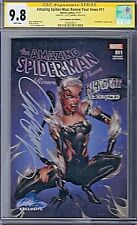 Amazing Spider-Man Renew Vows #11 CGC SS 9.8 VARIANT C Signed J.Scott Campbell