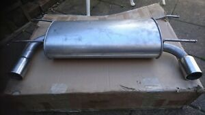 klarius rear exhaust box for  Mazda MX5 NC mk3