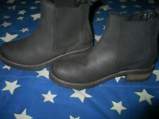 Men's Park West black leathr boots from Europe size 7 Europe 40