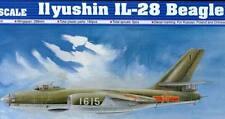 Trumpeter Iljushin IL-28 Beagle Decals für Russland Polen China 1:72 Modell kit