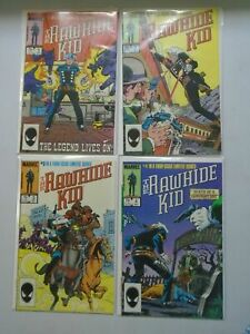 Rawhide Kid set #1-4 8.0 VF (1985 Marvel)