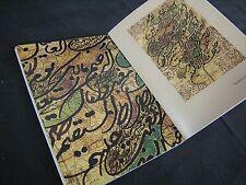 Persian Print Elegant Calligraphy Art Farsi Poem Book B2121 کتاب هنر خط فارسی