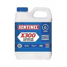*New Sentinel X300 Cleaner for new Central Heating Systems 1 Litre