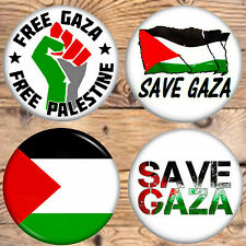More details for free palestine charity 25mm 1