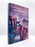 The Stone Raft - FIRST EDITION - 1st Printing - Jose SARAMAGO - 1995 Nobel Prize
