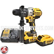 """DeWALT DCD996 20V 20 Volt MAX XR Li-Ion 1/2"""" Cordless 3-Speed Hammer Drill Kit"""