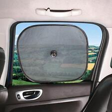 2 coche lateral ventana sombrillas Sun Screen Pantalla Protector Solar Asiento De Bebé Ciego Viaje