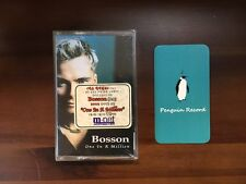 BOSSON - ONE IN A MILLION CASSETTE TAPE KOREA EDITION SEALED