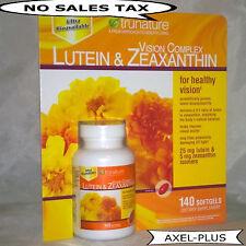 trunature Vision Complex Lutein & Zeaxanthin, 140 Softgels