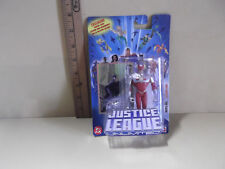 "Justice League Unlimited Anti-Amazo The Flash 4.5""in Figure w/Trading Card 2005"