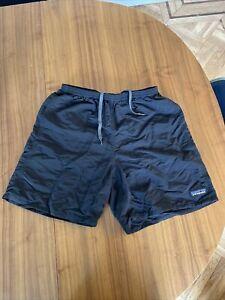 "Patagonia Men's Baggies Shorts - 7"" Inseam Size Small (Black)"