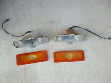 Ford pickup truck 1965 1966 left right front turn signal lamp assembly housings