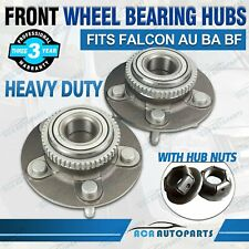 Front Wheel Bearing Hub Nut for Ford AU BA BF Falcon Fairmont Xr6 Xr8 Territory