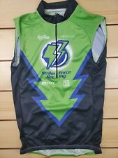 Men's Desoto Cycling Jersey/Tank Triathlon with back pockets - Size XL