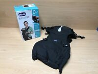 Chicco EasyFit Baby Carrier Duel Facing (Black Night) - Suitable From Birth VGC