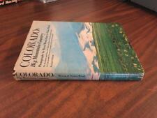 Colorado Big Mountain Country Myron & Nancy Wood SIGNED Inscribed HC FREE SHIP