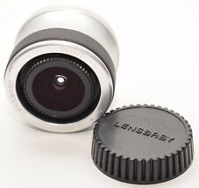 LensBaby Scout 12mm Fisheye Lens for Canon