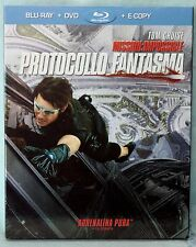 MISSION IMPOSSIBLE PROTOCOLLO FANTASMA - BLU-RAY N.00119