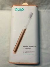 Quip Electric Toothbrush, Copper Metal New - Open Box