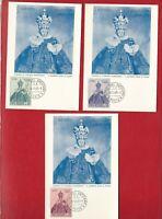 VATIKAN  (828 12) WEIHNACHTEN CHRISTMAS NAVITAS   MK MAXIMUKARTEN  28 I1 1968