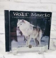 New Sealed Cd Wolf Magic Nature & Harmony Nature Mystic Mountain  Rare Cd 2005