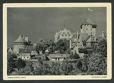 Bergisches Land  Schloss Burg